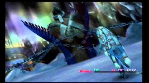 Final Fantasy 10 - Boss 40 - Schwarze Shiva Dark Shiva