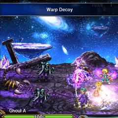 Warp Decoy.