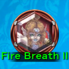 Lamia Queen (Fire Breath II).