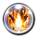 FFRK Quake Swing Icon