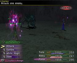 FFX-2 Mega-Ether