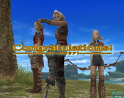 FFXII Demo Complete