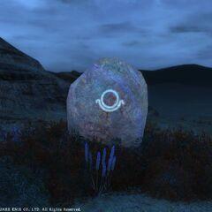 Perdra de Azeyma em <i>Final Fantasy XIV</i> (<i>1.0</i>).