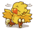 LINE Chocobo Sticker28