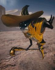 MFF Dust Warlock