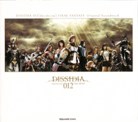 D012FF OST Front
