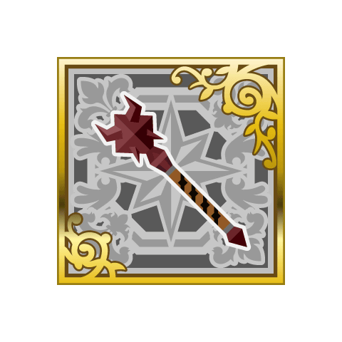 Thorned Mace (SR+).