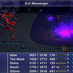 Evil Messenger.