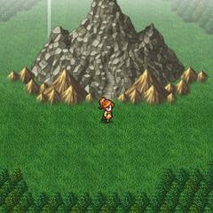 Monte da Provação no Mundo Externo (PSP).