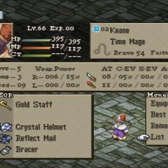Equip Heavy Armor.