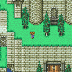 Dimension Castle (GBA).