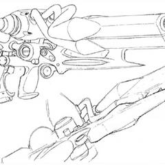 Transformed sketch