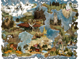 Final Fantasy: The 4 Heroes of Light locations