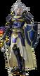 DFFNT Guerriero della luce costume 7