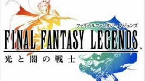 Final Fantasy Legends - Whereabouts of the world