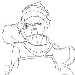 Tyrant's temper tantrum