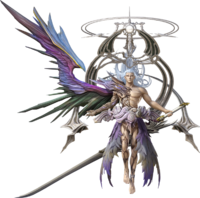 DFFNT Sephiroth costume 7