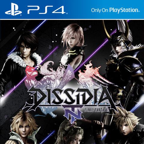Capa para o PlayStation 4.