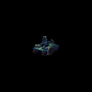 A dwarven tank