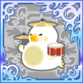 FFAB Fat Chocobo Drums SSR
