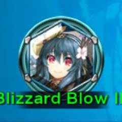 Medusa (Blizzard Blow III).