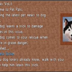Pet Pals Vol. 1.