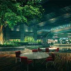 Recreation Facility concept art