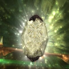 Ultima's crystal from <i>Final Fantasy XII</i>.