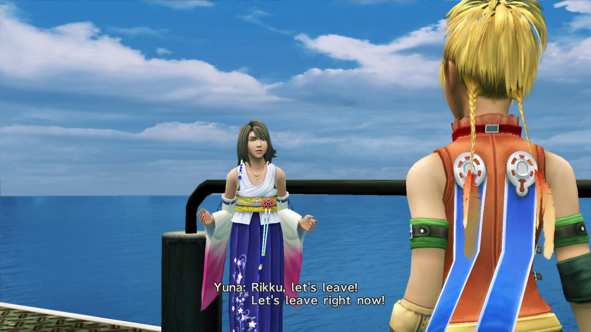 Final Fantasy X Eternal Calm Final Fantasy Wiki Fandom Powered