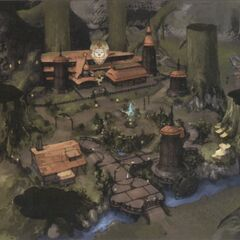 Bentbranch Meadows concept art.