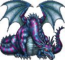 FF4PSP Curse Dragon 1