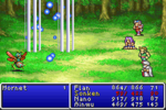 FFII Teleport All GBA