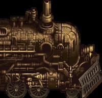 FFI Treno fantasma PSP