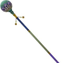 Enchanted Rod, Paine's rod in <i>Final Fantasy X-2</i>.