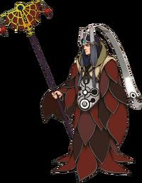 FFX character Braska