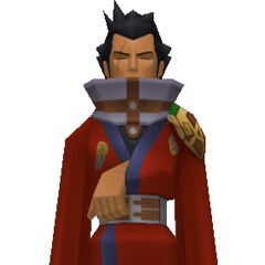 The statue used by Hades to control Auron.