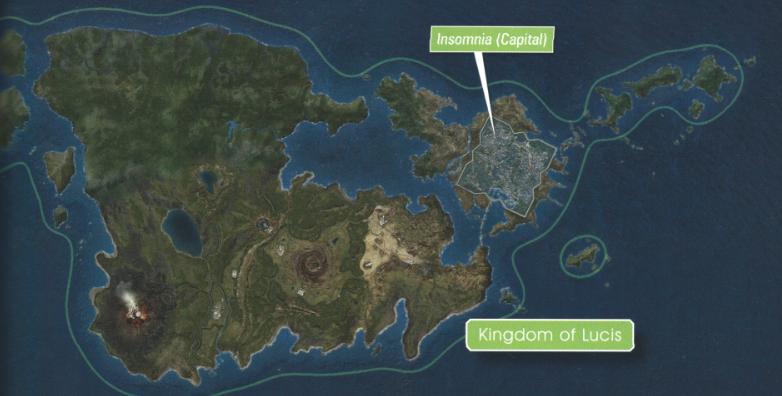 Lucis Final Fantasy Wiki Fandom Powered By Wikia