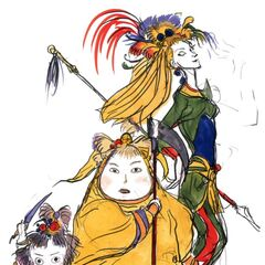 Magus Sisters.