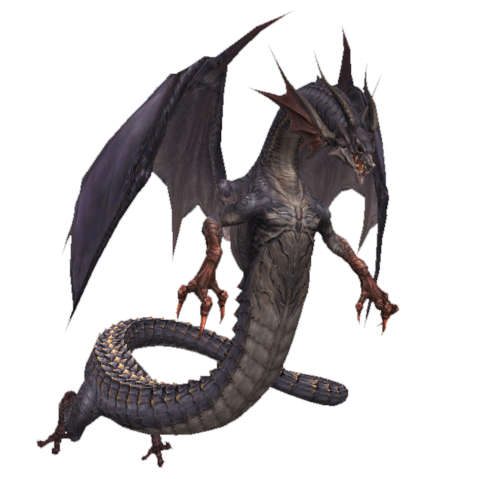 File:Shinryu (FFXI).png