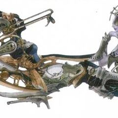 The Shiva Sisters in <i>Final Fantasy XIII</i> are capable of transforming into a motorcycle.