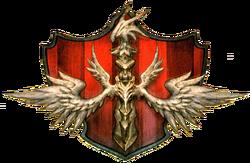 Simbolo Ali rosse
