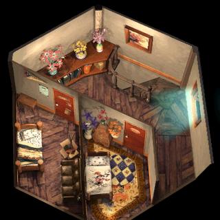 Дом Аэрис, второй этаж.