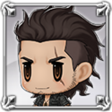 DFFNT Player Icon Gladiolus Amicitia PFF 001