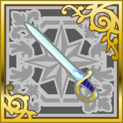 Crystal Sword (SR+).