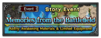 FFBE Event Memories Battlefield