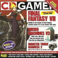 The demo disc released with <i>PC Gamer</i> that included the