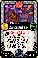 Odin Zantetsuken+