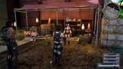 Perpetouss Keep Trading Post from FFXV