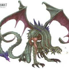 Concept artwork of Tiamat.