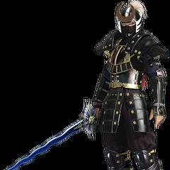 Samurai III.